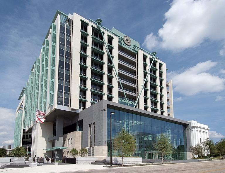 RSA Judicial Building